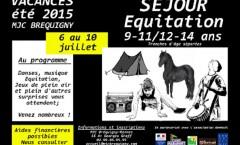 affiche équit et art 2015 WEB 2