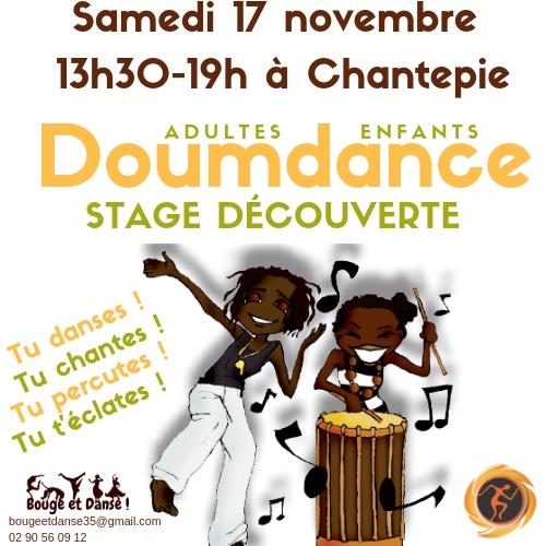 Stage doum Dance